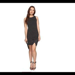 Kensie Sleeveless Side Slit Dress. Size XL. NWT